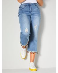 Angel of Style 7/8-jeans - Blauw