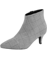 Liva Loop Ankle Boot - Grijs