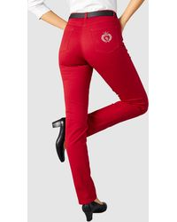 Paola Jeans - Rood