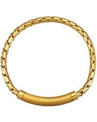 Golden Style Venetiaanse Armband - Metallic