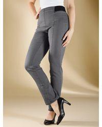 m. collection Jeans - Grijs