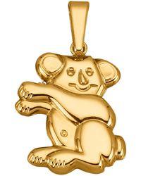 KLiNGEL Koala-Anhänger - Mettallic