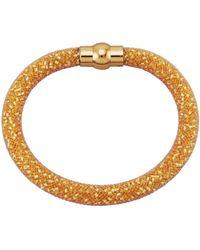 Golden Style Mesharmband - Metallic