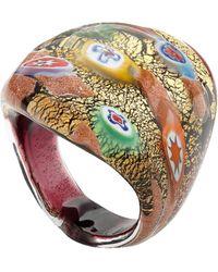 Grazielli Ring - Meerkleurig