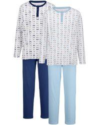 Roger Kent Pyjama - Meerkleurig