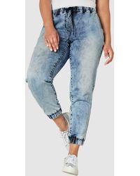 Angel of Style Sweatpants - Blauw