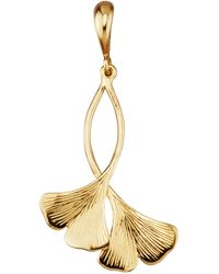 Diemer Gold Hanger Ginkgo - Metallic
