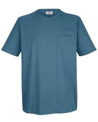 Boston Park T-shirt - Blauw