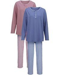 Harmony Pyjama - Blauw