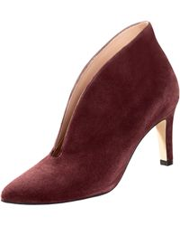 Gennia Ankle Boot - Rood