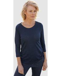 Dress In Shirt - Blauw