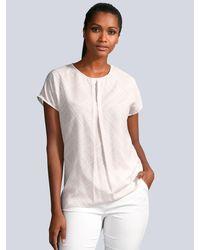 Alba Moda Shirt - Naturel