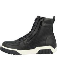 DIESEL - Sneaker mid S-Rua Mid - Lyst