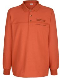 Roger Kent Sweatshirt - Oranje