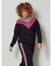 Angel of Style Sweatshirt - Roze