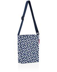 Reisenthel Shoulderbag S, Umhängetasche Shopping - Blau