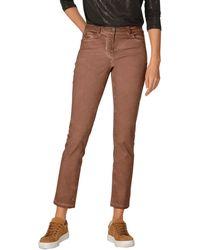 Amy Vermont Jeans - Bruin