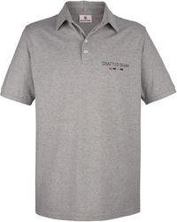 Boston Park Poloshirt - Grijs