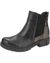 WENZ Chelsea Boot - Zwart