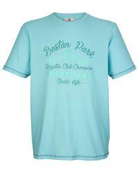 Boston Park Shirt - Blauw