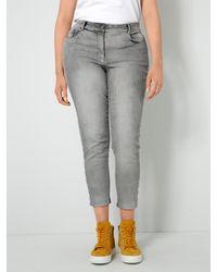 Janet & Joyce Jeans - Grijs
