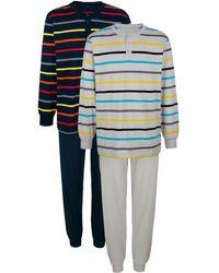Babista Pyjama's - Blauw
