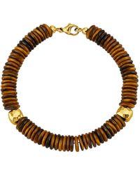 KLiNGEL Armband - Bruin
