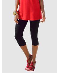 Alba Moda Legging - Zwart
