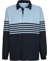 Boston Park Sweatshirt - Blauw