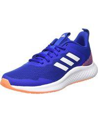 Adidas Neo Laufschuh Fluidstreet - Blau