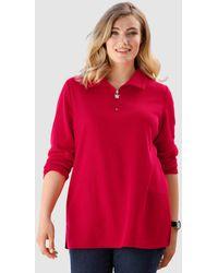 m. collection Sweatshirt - Rood
