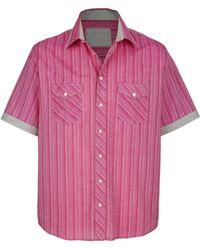 Boston Park Overhemd - Roze