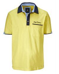 Babista Poloshirt - Geel