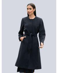 Alba Moda Mantel - Zwart