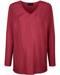 m. collection Trui - Rood
