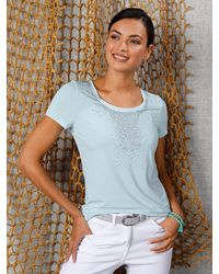Amy Vermont Shirt - Blauw