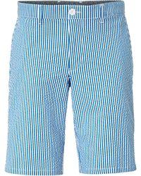 Babista Bermuda Blauw::wit