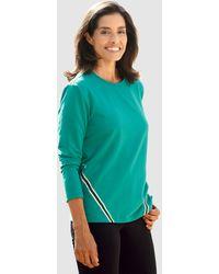 Laura Kent Sweatshirt - Groen