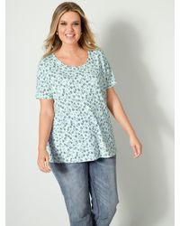 Janet & Joyce Shirt - Blauw