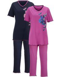 Harmony Pyjama - Meerkleurig