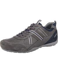 Geox U Ravex Sneakers Low - Grau