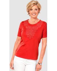 Paola Shirt - Rot