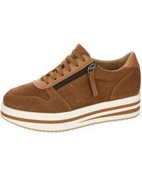 WENZ Sneaker - Bruin