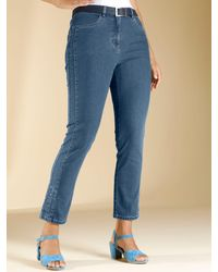 m. collection - 7/8-jeans - Lyst