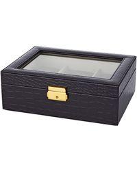 Golden Style Horlogebox - Zwart