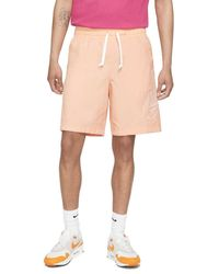 Nike Sportswear Alumni Webshorts - Orange