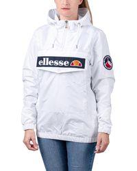 Ellesse Montez Jacket - Weiß