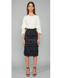 Kimora Lee Simmons - The Norma Blouse - Lyst
