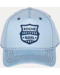 Koche X Von Dutch Sky Blue Trucker Cap