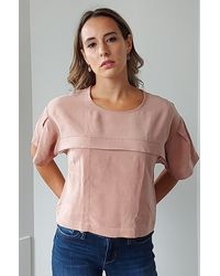 Eve Gravel Ever After Top - Multicolor